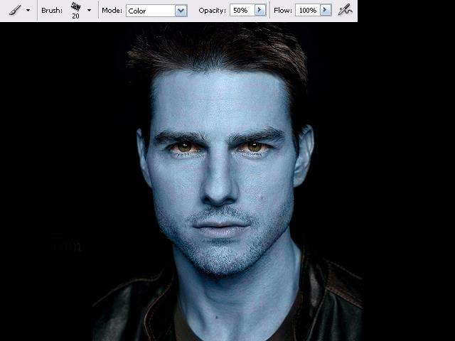 image02 Thiết Kế Nhân Vật Navi Avatar trong Photoshop