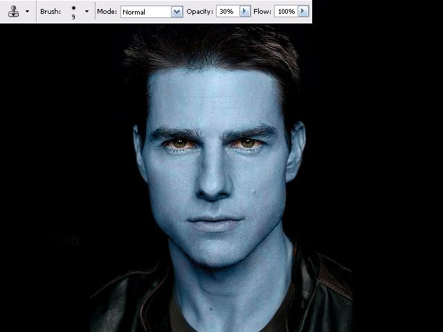 image03 Thiết Kế Nhân Vật Navi Avatar trong Photoshop