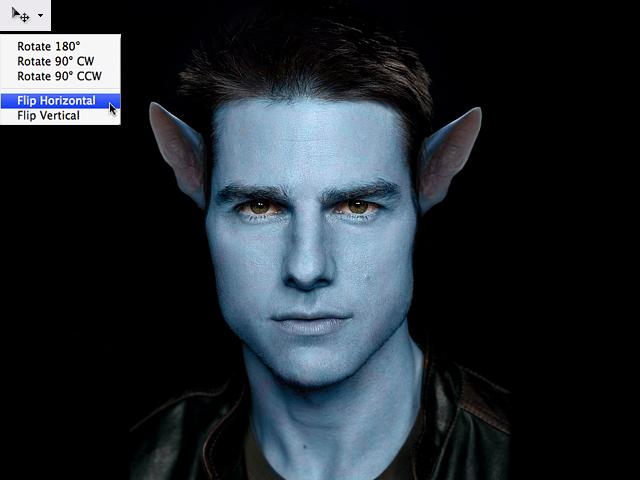 image05 Thiết Kế Nhân Vật Navi Avatar trong Photoshop