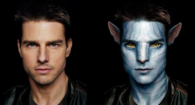 image14 Thiết Kế Nhân Vật Navi Avatar trong Photoshop